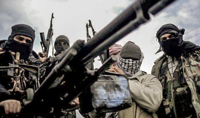 Syrští povstalci