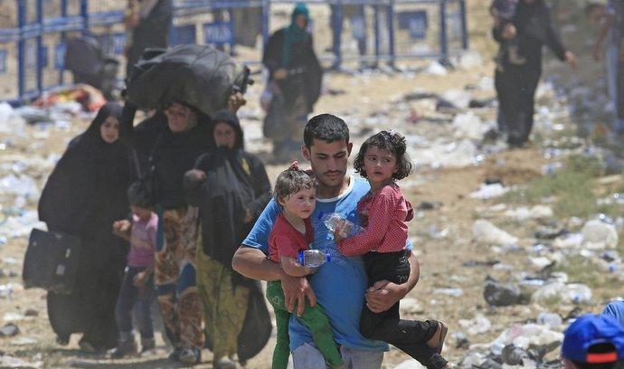 Syrští uprchlíci,