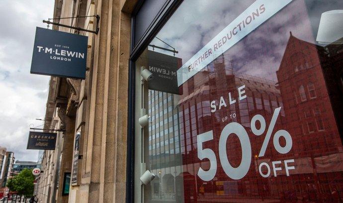V Česku se rodí módní značka Anthony's. Převezme obchody po zkrachovalé T.M.Lewin