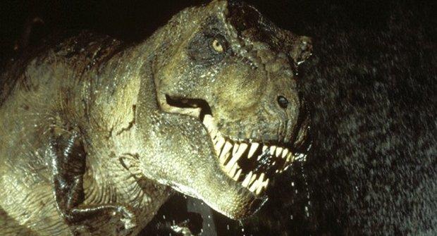 Ještě větší a hladovější Tyrannosaurus Rex