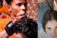 Odborníci o novém trendu na TikToku: Tahání za vlasy s lupnutím pokožky může být nebezpečné!