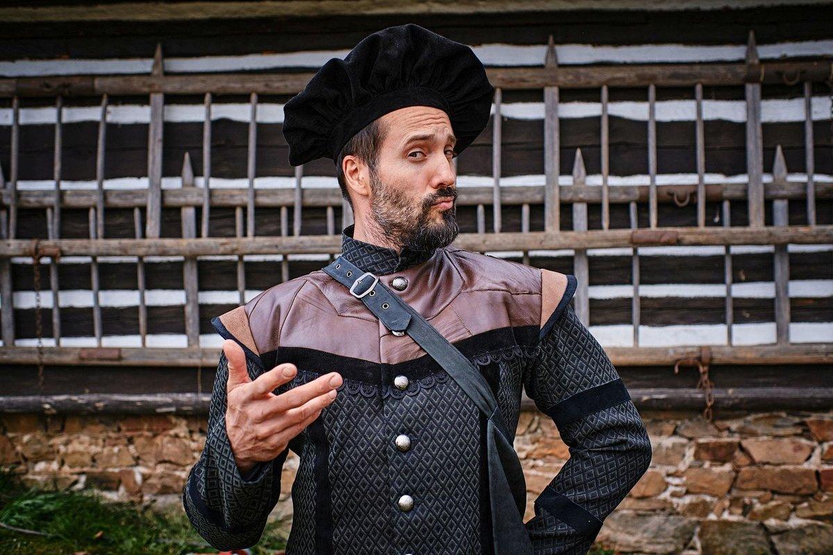Václav Noid Bárta v pohádce Tajemství staré bambitky 2