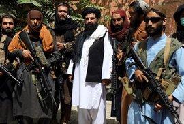 Potupa Západu: Vousatí chlápci pouze s lehkými zbraněmi se Afghánistánem v podstatě…