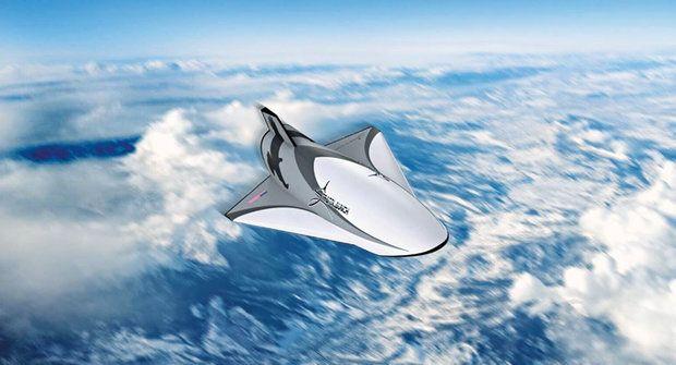 Budoucnost letectví? Hypersonická střela Talon-A létá rychlostí až mach 6