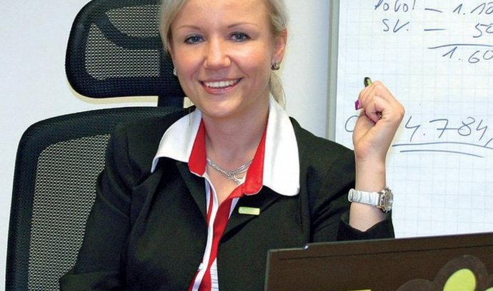 Tamara Šimková, marketingová manažerka Fitmin