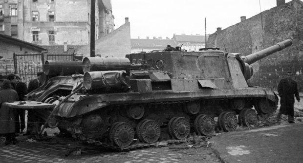 Sovětské stíhače tanků: Postrachy německých šelem