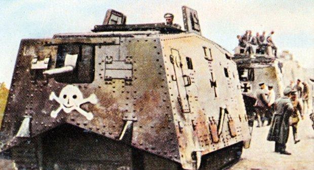 Století tanků: Jak vznikly první pásovce