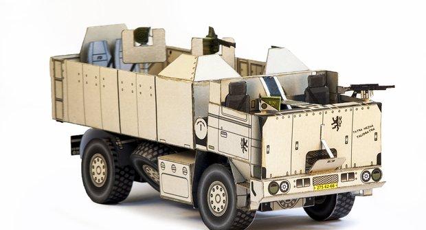 Vojenská technika: Tatra SOT