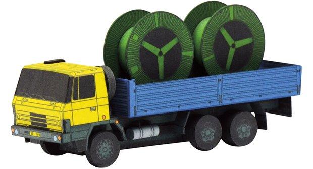 Stavební stroje: Tatra 815