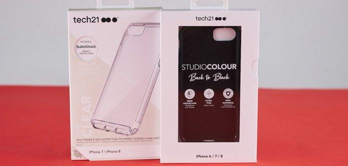 Chcete mít opravdu nerozbitný telefon? Zkuste kryty od Tech21