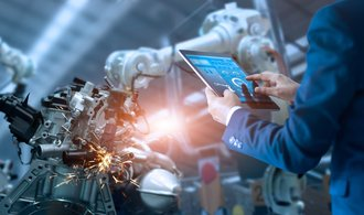 Efektivita v hlavní roli: Aplikace Checkbot monitoruje práci robotů v reálném čase