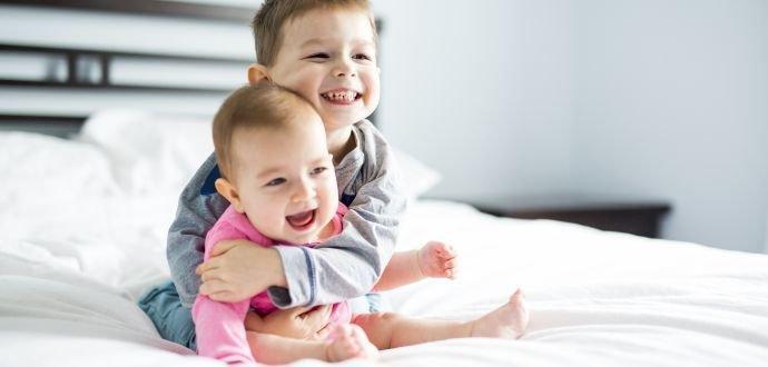 Připravte svou ratolest na mladšího sourozence