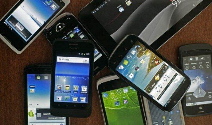 Telefony (ilustrační foto)