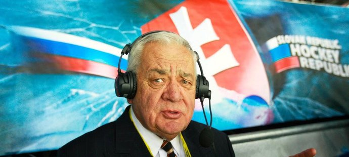 Karol Polák se řadí mezi komentátorské legendy