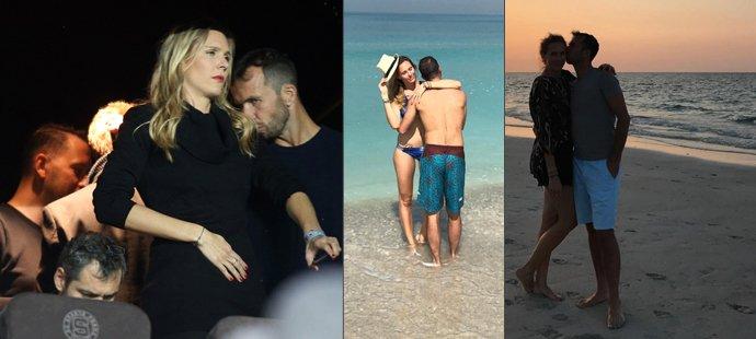 Potřebuje ještě někdo další důkaz ke znovuzrozené lásce mezi Radkem Štěpánkem a jeho bývalou ženou Nicole Vaidišovou? Pár poslal z prosluněné pláže jasný vzkaz.