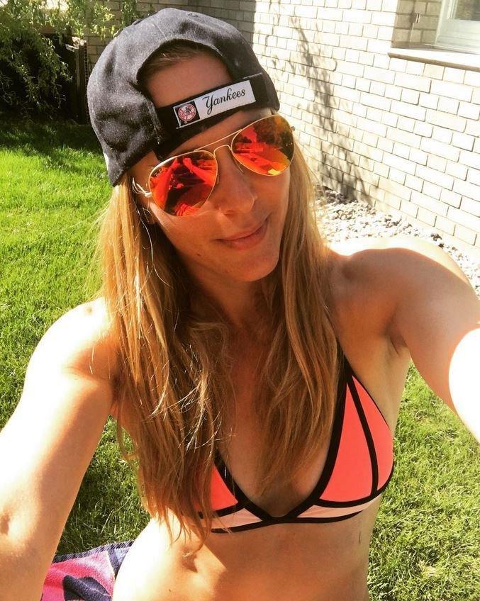 Vaidišová si chce v Česku užít poslední letní dny.