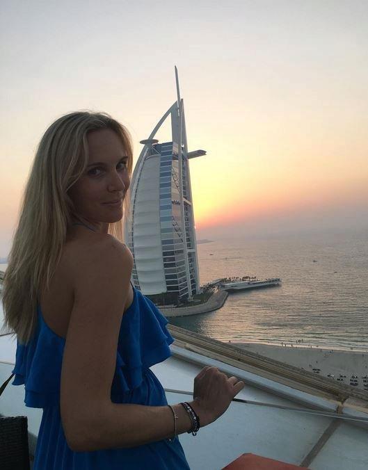 Západ slunce je ve Spojených arabských emirátech zážitek.