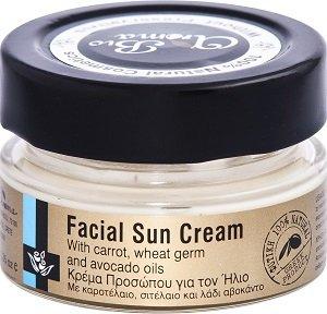 Přírodní krém na opalování na obličej, Bioaroma, 695 Kč/40 ml