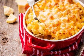 Nejlepší zapečené těstoviny! Nechybí šunkofleky, špenátové se sýrem ani jablečné s tvarohem