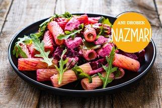 Nejlepší saláty z těstovin: Vyzkoušejte tuňákový, s červenou řepou nebo zdravý tabouleh
