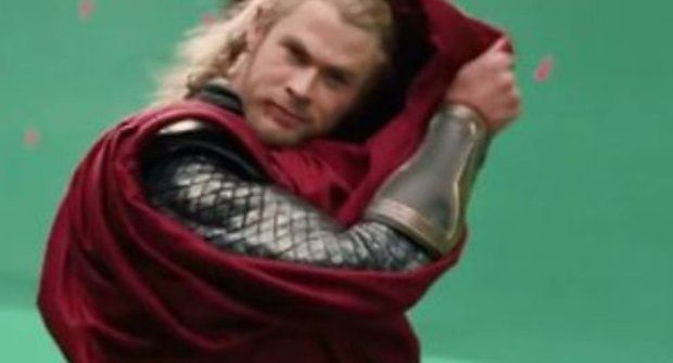 Sranda s Thorem: Nepovedené a vystřižené scény z Temného světa