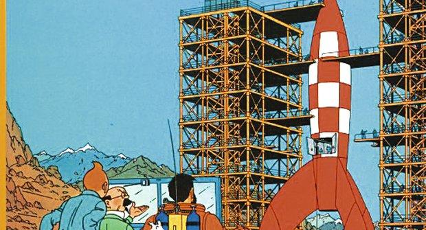 Internetová soutěž Tintin