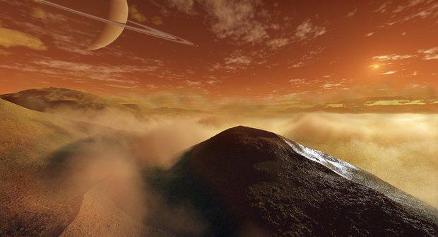 Vesmírné objevy: Jezera bez vody a pouště bez písku