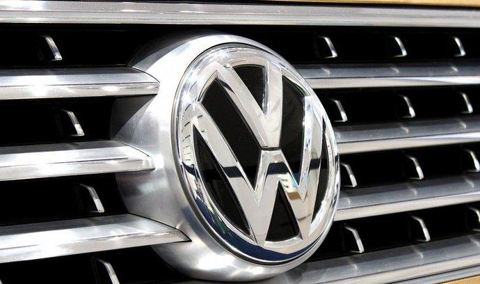 To je Volkswagen.