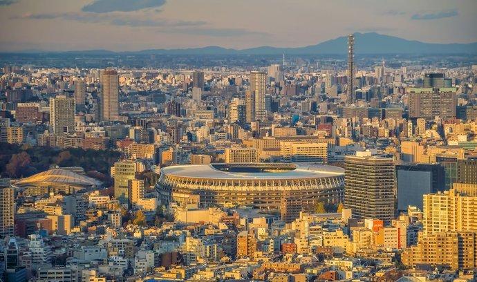 Tokijský olympiský stadion