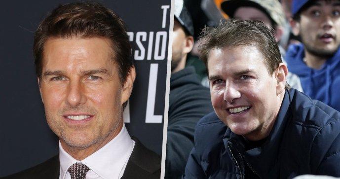 Tom Cruise je pořádně oteklý. Z čeho?