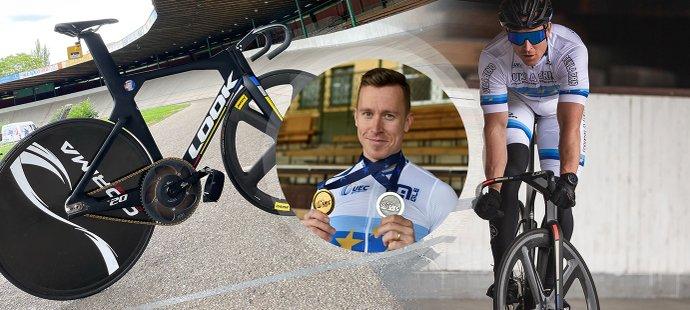 Kolo na olympiádu pro Tomáše Bábka přišlo přibližně na 350 tisíc korun