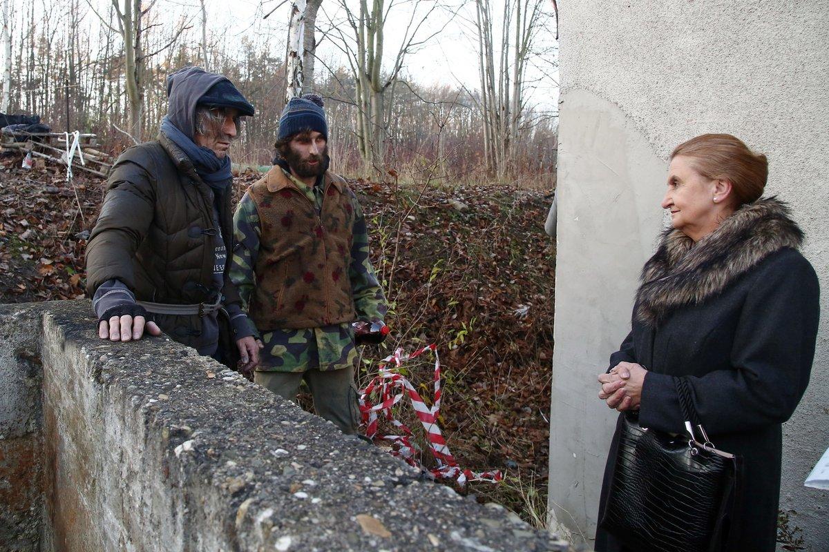 Jakub Tomeš se potkal s Hanou v podání Evy Holubové.