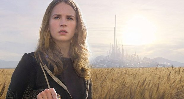 Země zítřka: Nové sci-fi od Disneyho je filmem zítřka už dnes