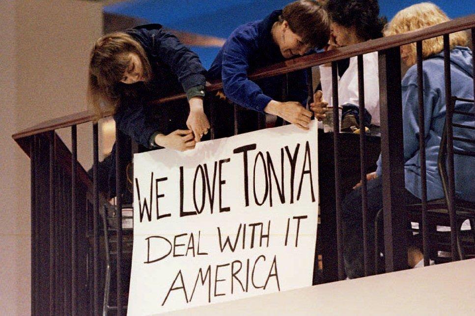 Polovina Američanů Tonyu milovala a druhá ji nenáviděla.