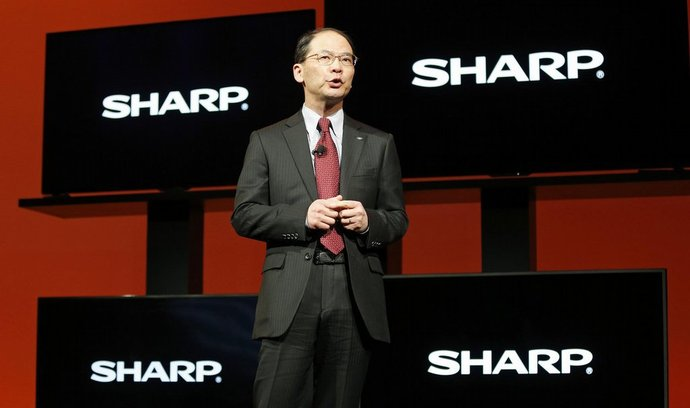 Toshiyuki Osawa, prezident Sharp Electronics