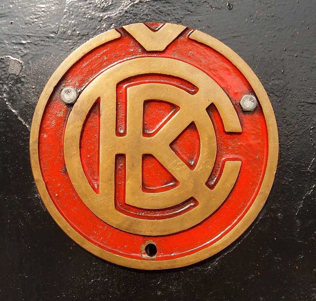 Historické logo podniku.