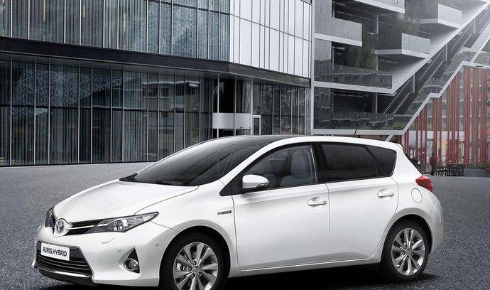 Toyota Auris (ilustrační foto)