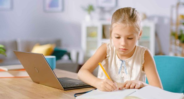 Máte doma dostatečné zázemí pro moderní vzdělávání vašich dětí?