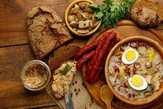 Slavnostní menu na každý den velikonočních svátků: Co jedli naši předkové?
