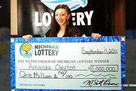 Mladá Amanda vyhrála 25 milionů, ale dál pobírala dávky. Dostala podmínku a v…