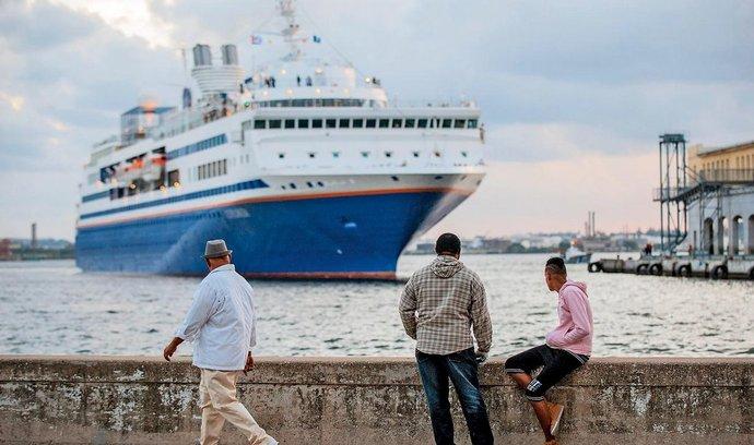 trajekt Havana - Miami