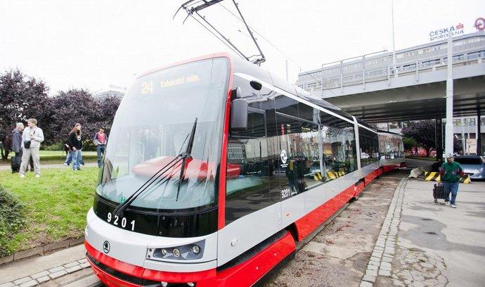 tramvaje 15T Forcity