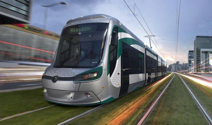 Tramvají ForCity Classic pro turecké město Konya