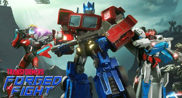 Transformers: Forged to Fight je konečně kvalitní hra