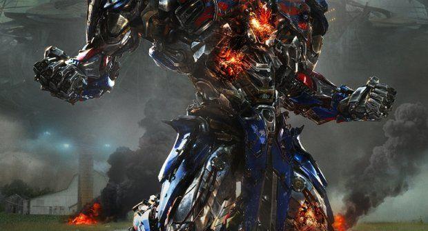 Soutěž o ceny k filmu Transformers: Zánik