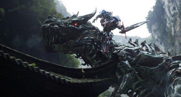 První upoutávka na Transformers: Age of Extinction