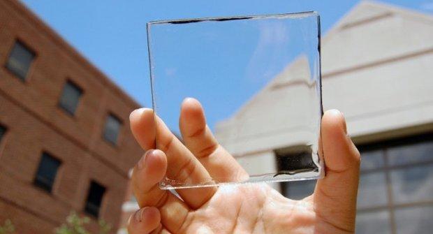 Moderní vynález: Sklo jako solární kolektor