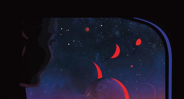 Trappist-1: Vážíme a měříme neviditelné exoplanety