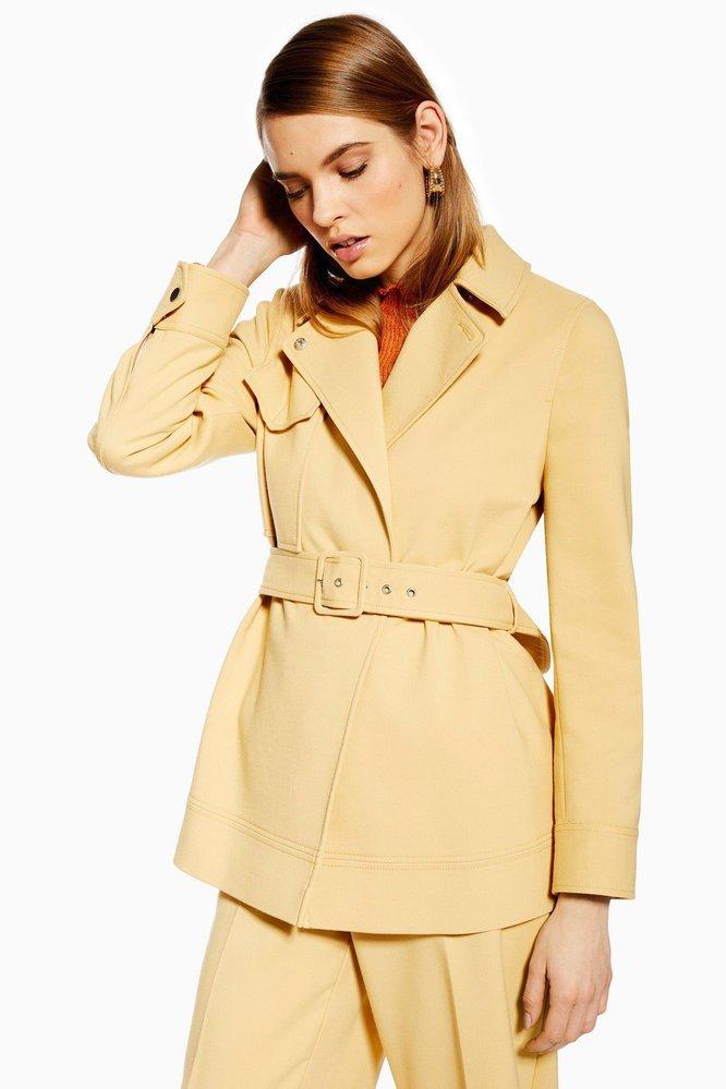 Kabátek, Topshop, 65 GBP, www.topshop.com