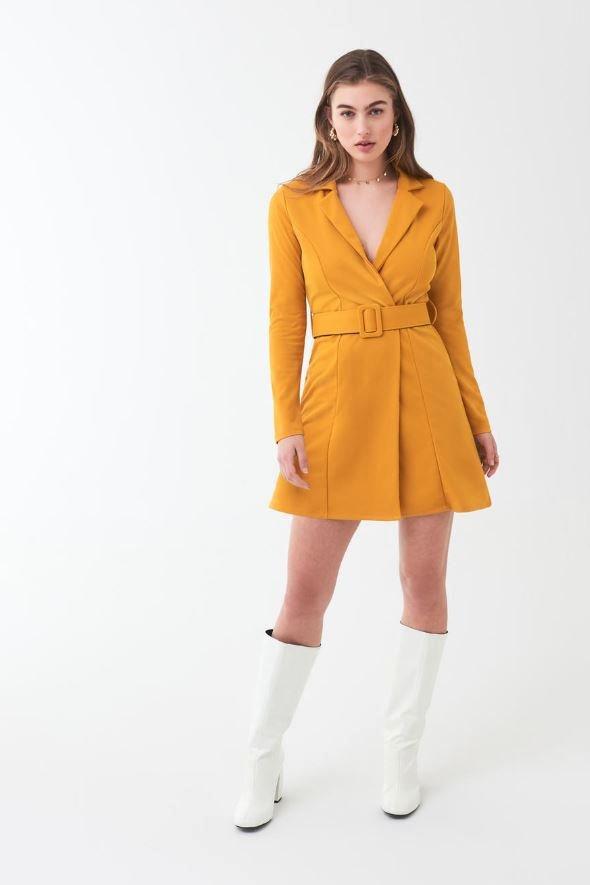 Šaty, Gina Tricot, 50 eur, www.ginatricot.com